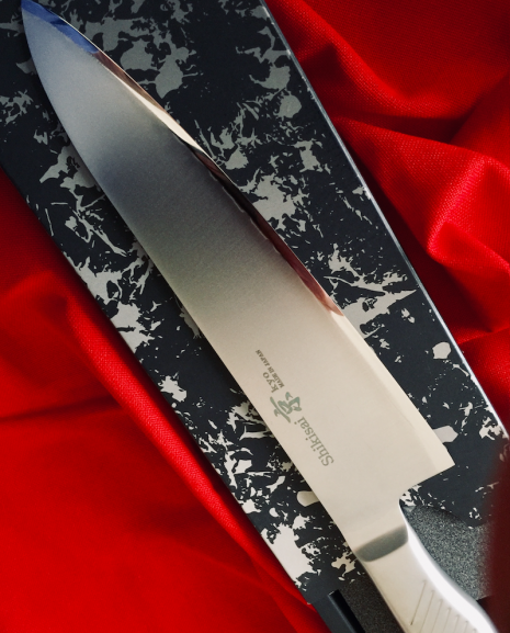 Shikisai KYO Chef's Knife 180mm, With Ogg Sharpening edge
